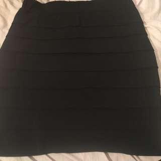 Diana Ferrari Layered Skirt Size Large