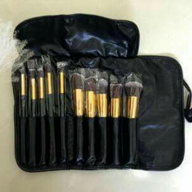 10 pcs Professional Brushes