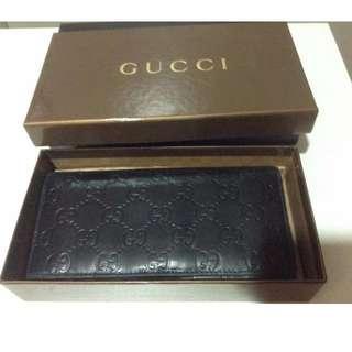 Gucci Full Wallet (Preloved)