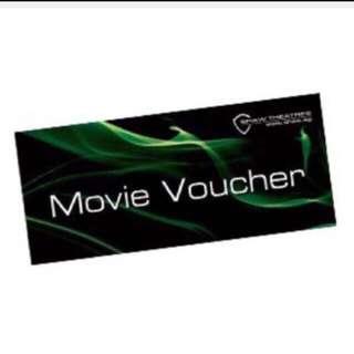 Trade Shaw Movie Voucher