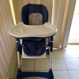 Nearly New Baby Chair
