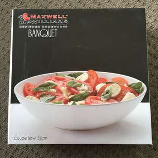 Maxwell And Williams coupe Bowl