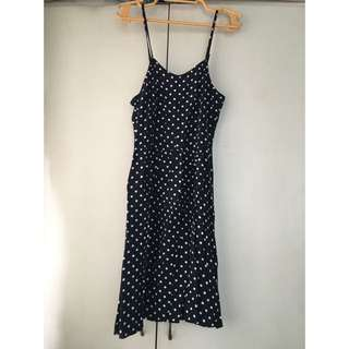 H&M Polka-dot Dress