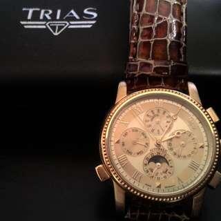 德國TRIAS 自動機械錶