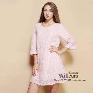 Party dress~ suitable for pregnant Lady