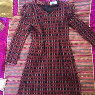 Thick Winter Dress