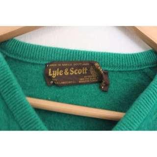 Vintage Lyle & Scott Jumper