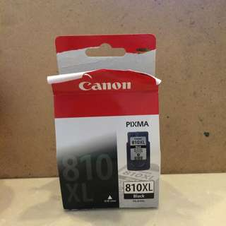Canon PG 810 XL 黑色墨水