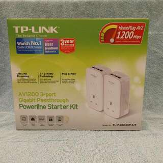 TP-Link PowerLine Ethernet