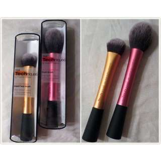 Real Techniques Blush And Expert Face Brush