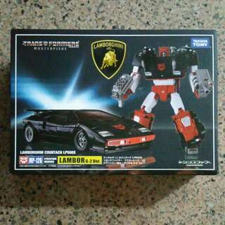 Transformers Masterpiece lambor G2