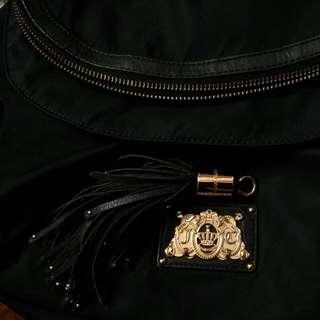 🌸REDUCED🌸Dark Navy Blue Juicy Couture Sling Bag