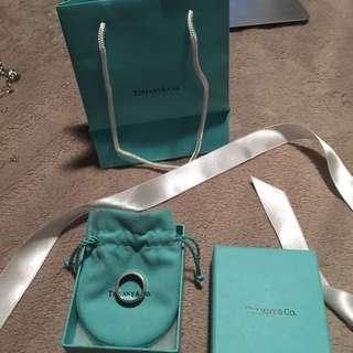 Tiffany And Co Medium Ring Rrp$330