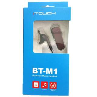 iTOUCH Bluetooth BT-M1