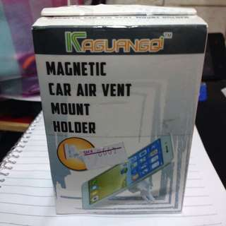 車用磁吸手機座
