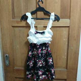 Repriced from 200 To 150php Floral Dress