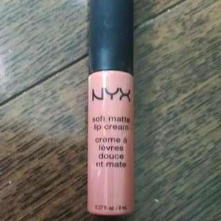 NYC Matte Lip Cream
