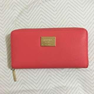 Allure Hot Pink Wallet