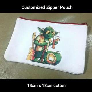 Customized Pouch
