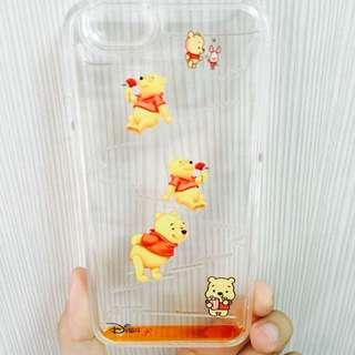 iPhone 小熊維尼手機殼 6/6s 硬殼
