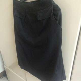 Pencil Skirt From Essenxa