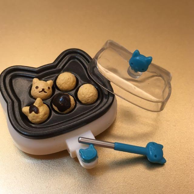 貓咪廚具系列扭蛋