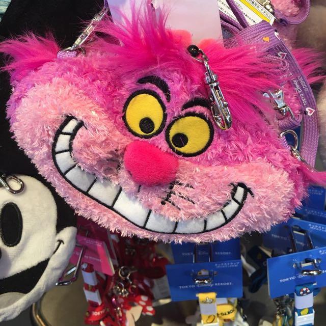 ️日本🇯🇵東京迪士尼🆕 妙妙貓 悠遊卡套 可伸縮 零錢袋