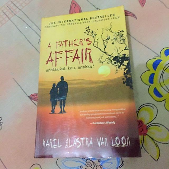 A Fathers Affair (Karel Gastra V)