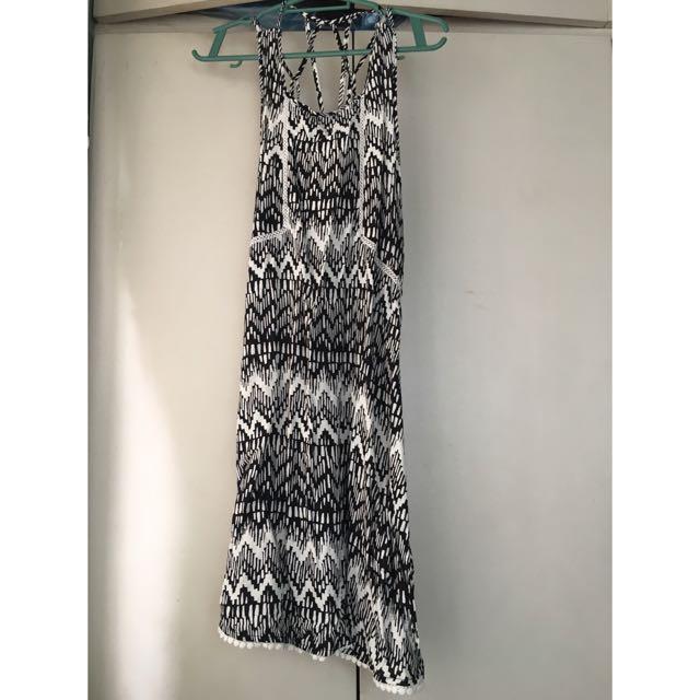 Aeropostle Aztec Dress