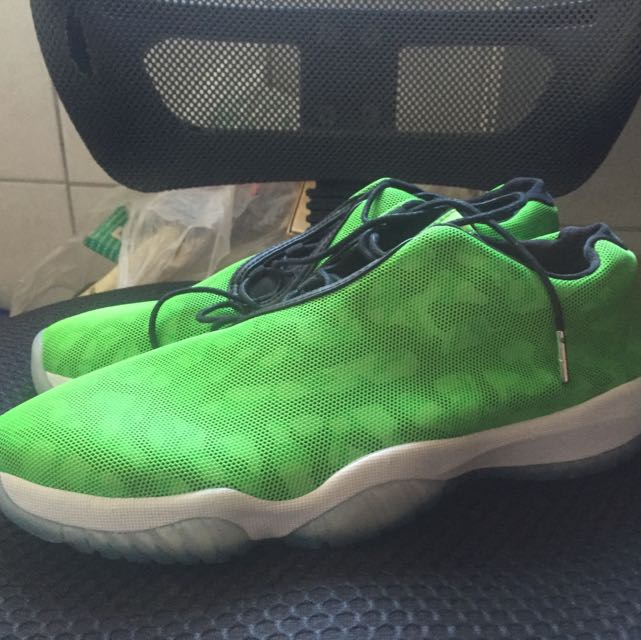 Air Jordan Future Low Green