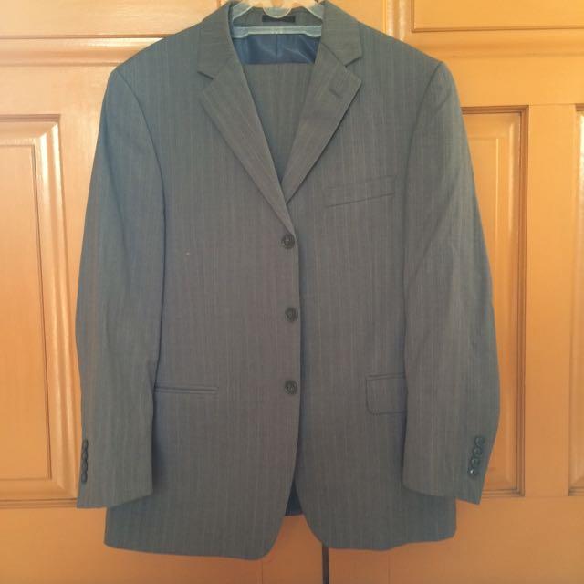 Andrew Fezza Suit