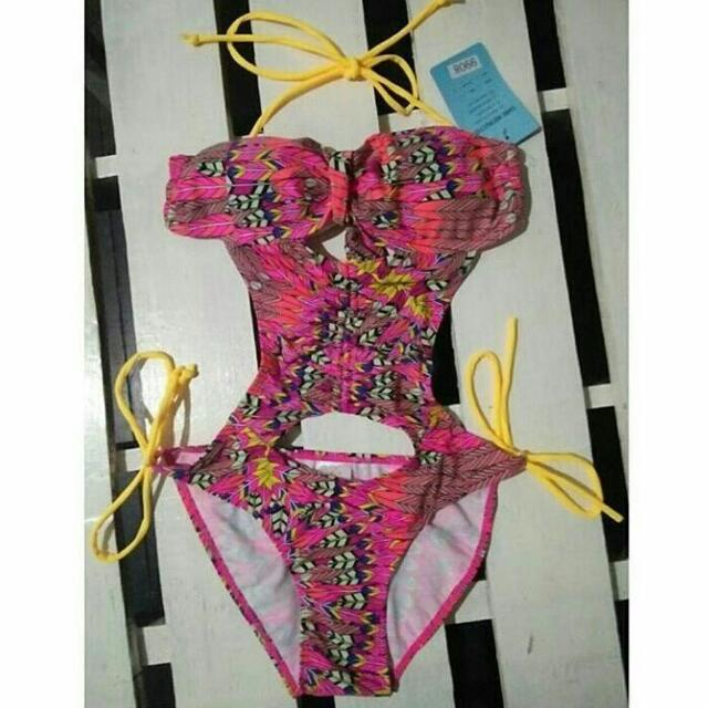 Aztec Onepiece Swimsuit