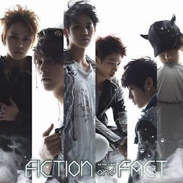 BEAST Fiction and Fact專輯
