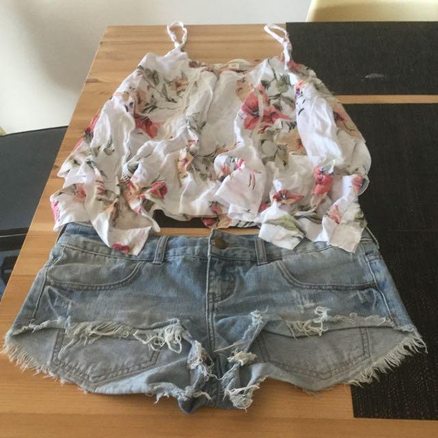 Billabong Outfit