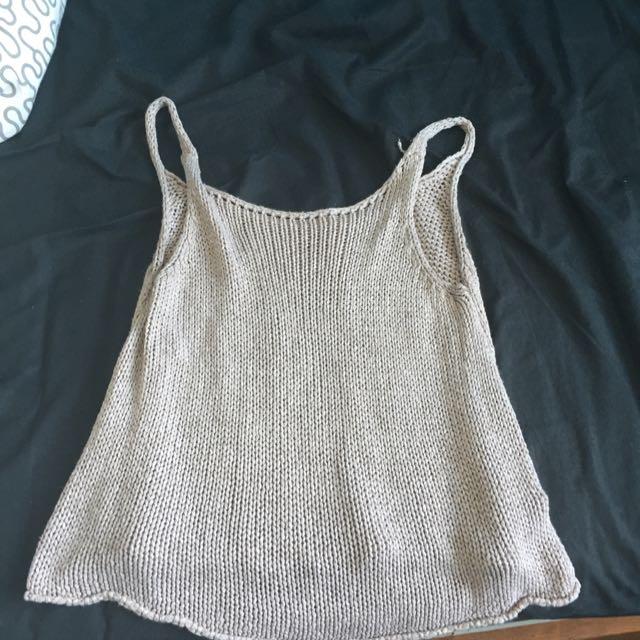 Brandy Crochet Crop