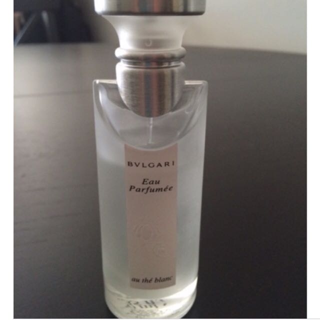 Bvlgari Au Thé Blanc Cologne *For Men And Women*