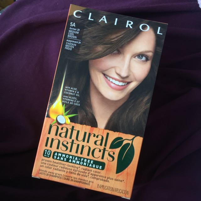 Clairol Natural Instics
