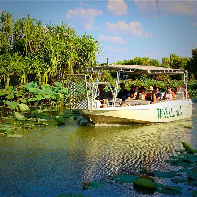 Darwin Corroboree Billabong Wetland Cruise