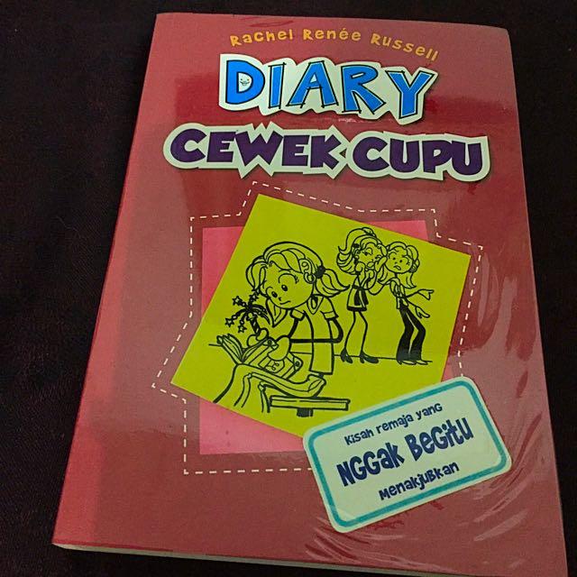 Diary Cewek Cupu
