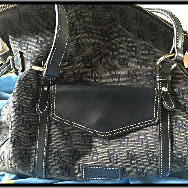 Dooney and Burke Authentic large bag