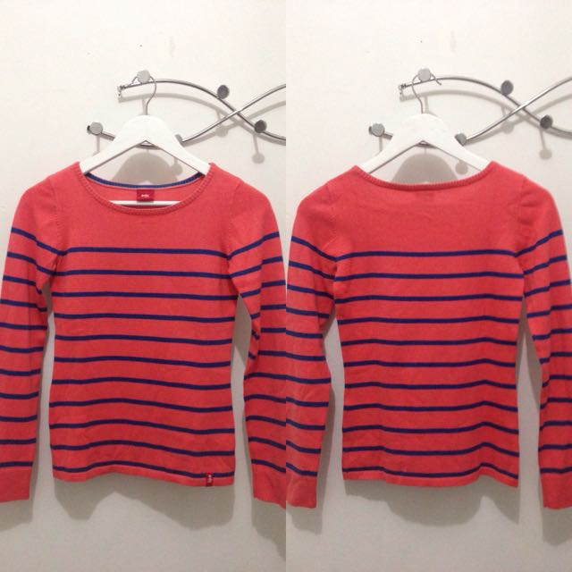Esprit Stripes Sweater