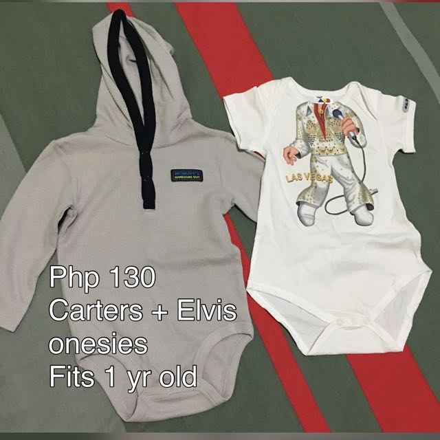 Reserved Funny Onesies 2 Items