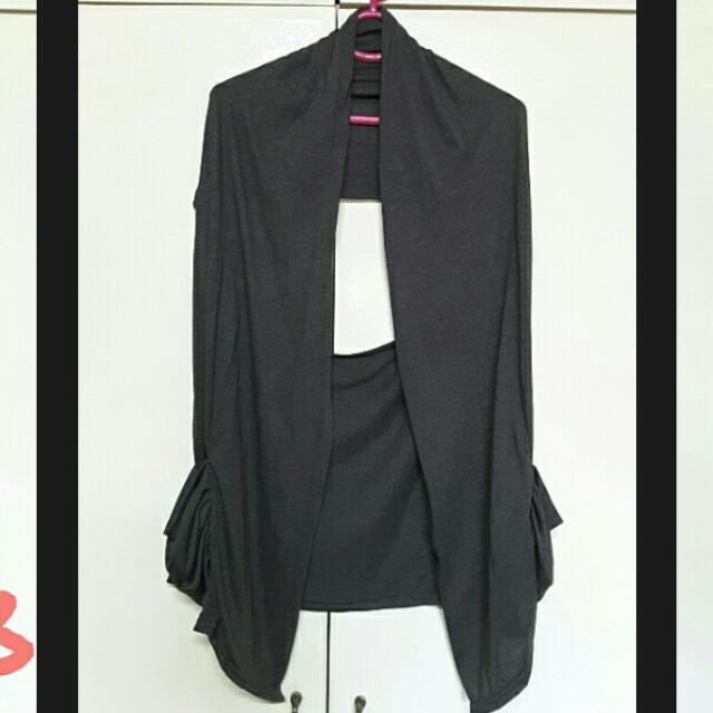 Gray Vest 2