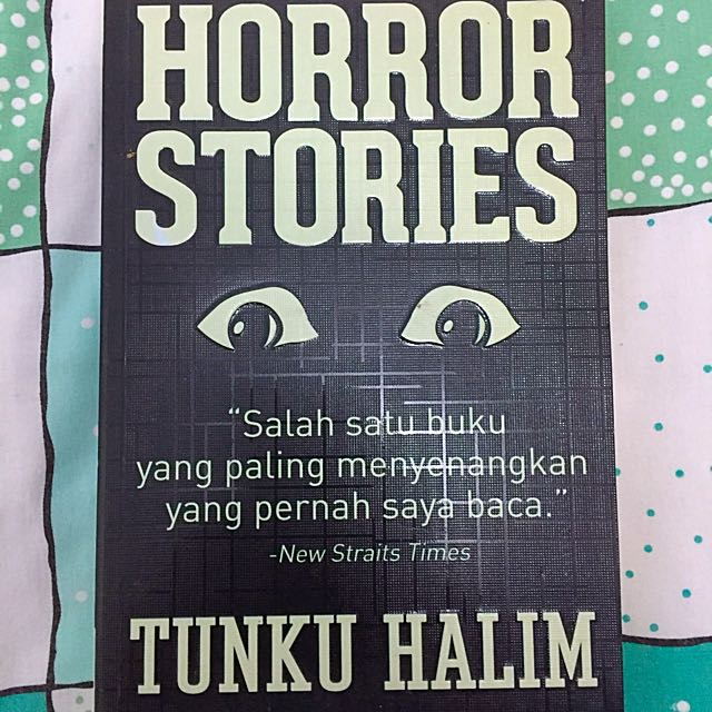 Horror Stories (Tunku Halim)
