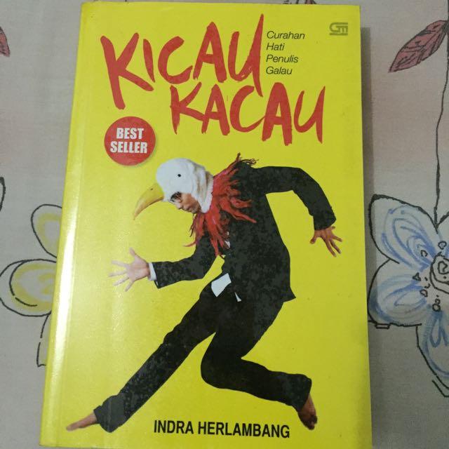Kicau Kacau (Indra Herlambang)