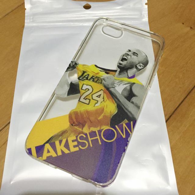 Kobe老大Showtime Lakers I-phone6/6s手機殼