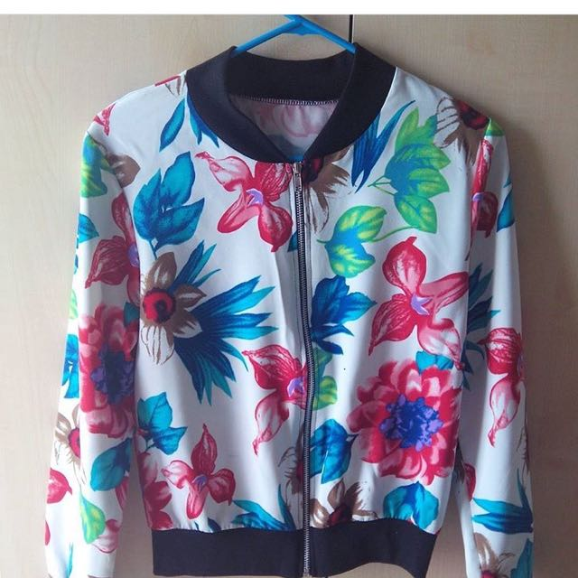 Longsleeve Blouse- Jacket