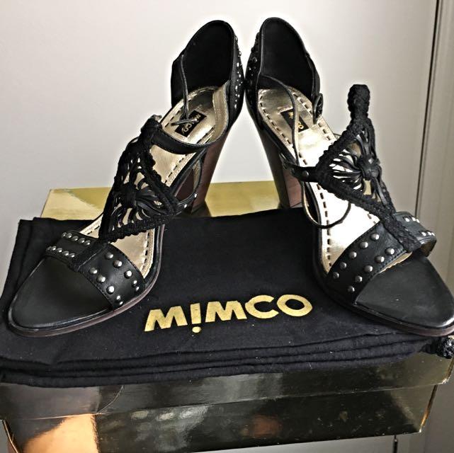 Mimco - Morph Heel