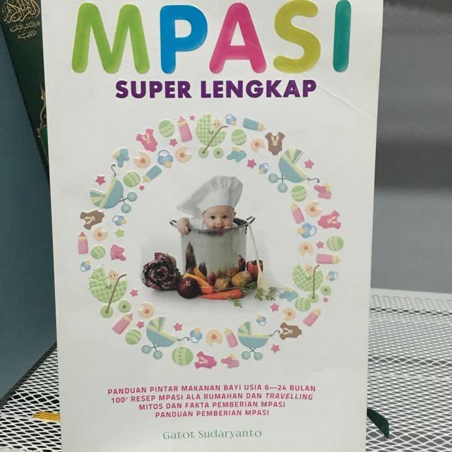 MPASI Super Lengkap