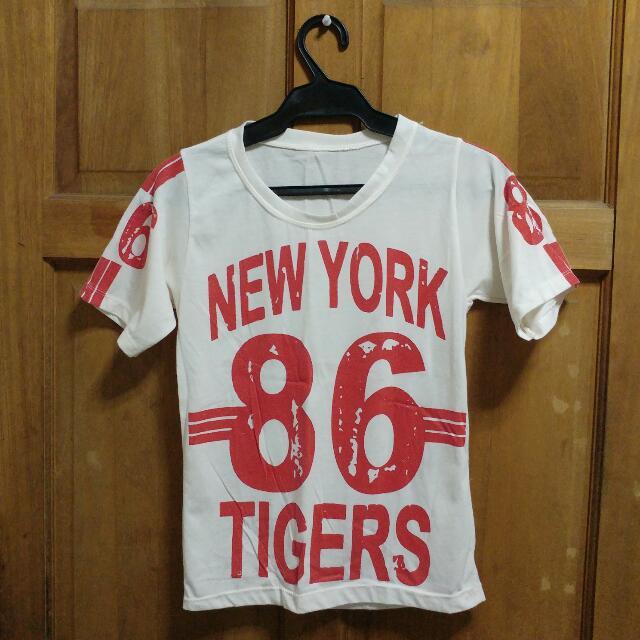 New York Tigers Shirt